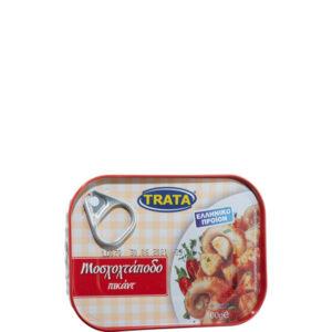 Polypenfische in pikanter Sauce (100g) Trata