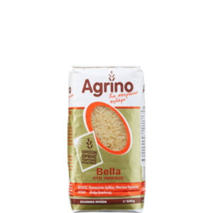 Reis Bella gelb (500g) Agrino