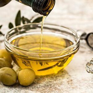 Olivenöl & Oliven