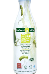 Hellenic Aloe Natürlicher Geschmack