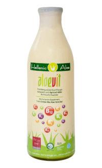 Hellenic Aloe Geschmack von ätherischem Orangenöl