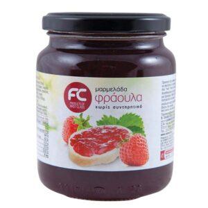 fc marmelade erdbeeren