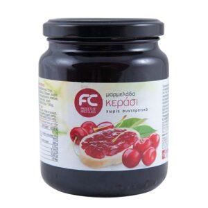 fc marmelade kirschen