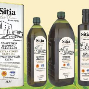Sitia Olivenöl extra vergine (1L/ 700ml/ 300ml)