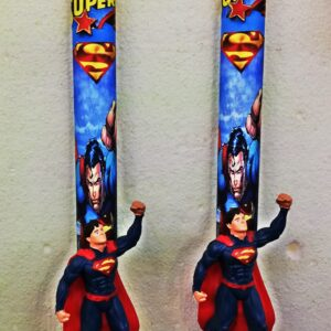 Osterkerze Superman